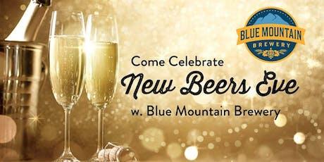 New Beers Eve tickets