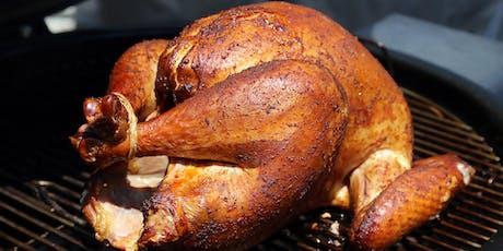 2019 Holiday Smoked Turkey Pickup tickets