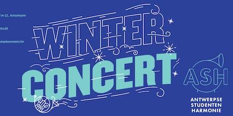 Winterconcert ASH tickets