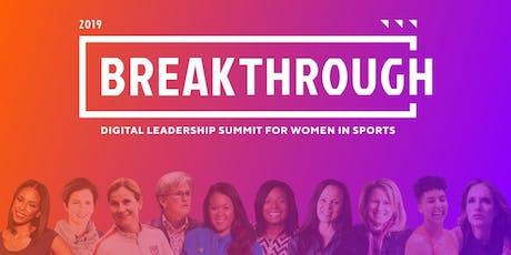 BreakThrough Summit tickets