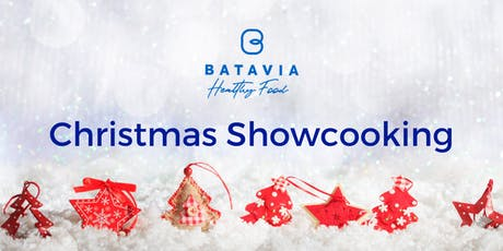 Christmas Showcooking entradas