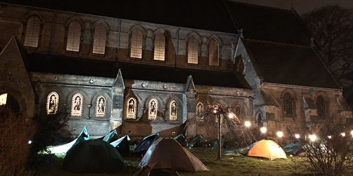 The Big Cambridge-Calais Sleepout 2020
