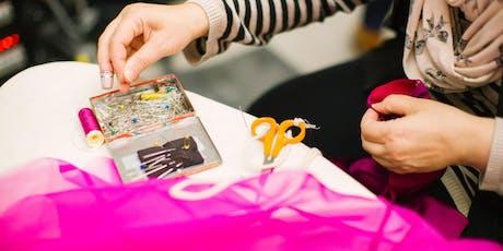 Tessitori per caso - laboratorio per bambini biglietti