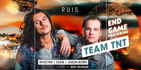 Club Ruis Invites TEAM TNT tickets