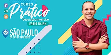 Curso Prático de Decoração São Paulo ingressos