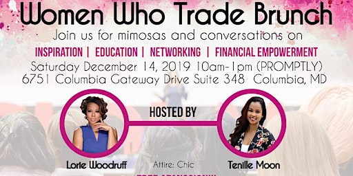 Women Who Trade Brunch