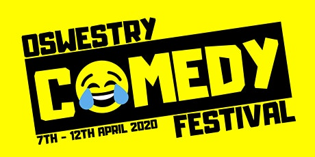 Oswestry Comedy Festival tickets