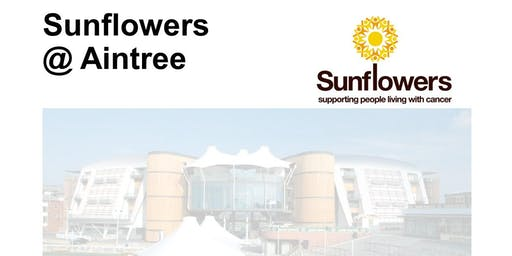 Sunflowers at Aintree