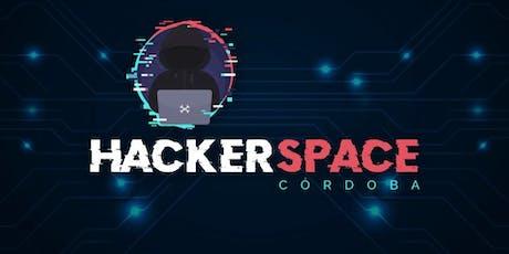 Fin de año en el Hacker Space! entradas