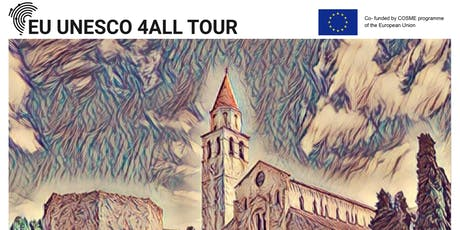 Community-based tourism:  EU UNESCO 4 ALL TOUR local workshop biglietti