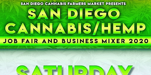 San Diego Cannabis Hemp Job Fair & Business Mixer