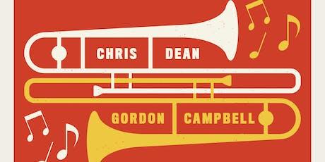 Chris Dean/Gordon Campbell : Slide by Slide tickets