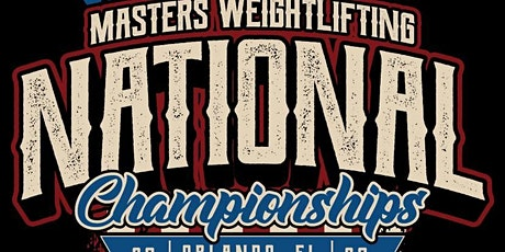 2020 National Masters Weightlifting Championships (1) tickets
