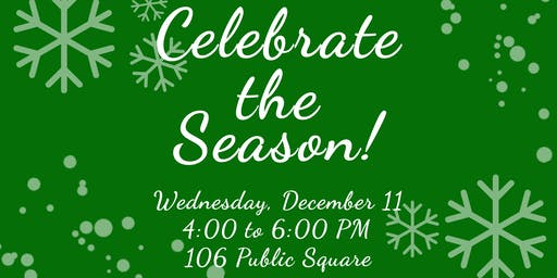 Holiday Gathering at 106 Public Square