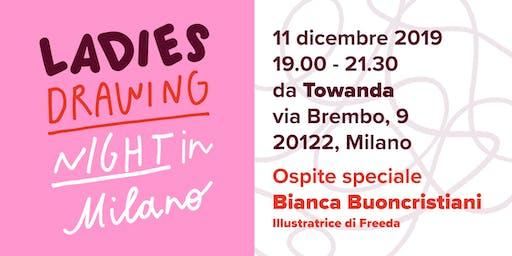Ladies Drawing Night Milano