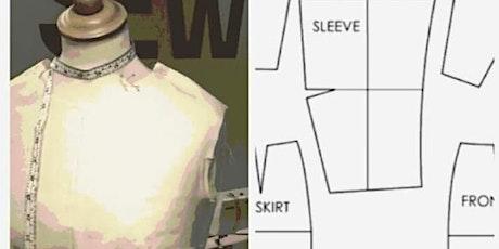 6 Week Beginners - School of Sew tickets