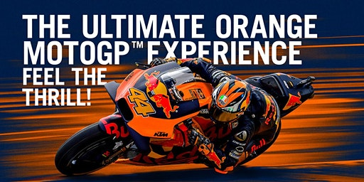 2020 MotoGP™ KTM FAN PACKAGE - Austin, TX Circuit of the Americas