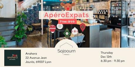 ApéroExpats - Christmas Party billets