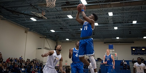 TIU Men's Basketball Alumni Event