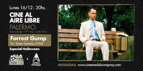 Cine al Aire Libre: FORREST GUMP (1994) - Lunes 16/12 entradas