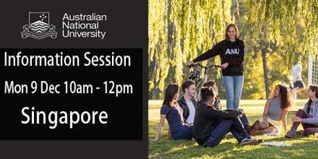 Meet Australian National Uni in Singapore tickets