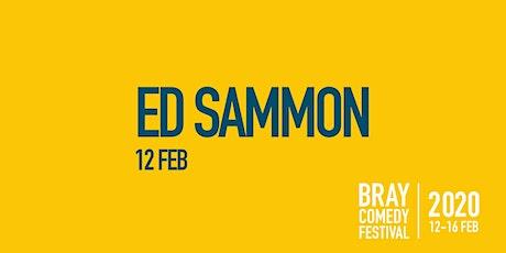 Ed Sammon - Sammon of Knowledge tickets