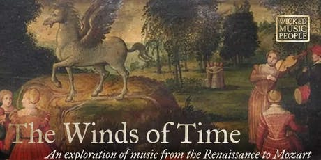 The Winds of Time   Wicked Music People tickets