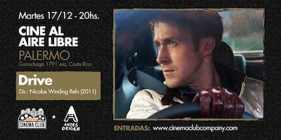 Cine al Aire Libre: DRIVE (2011) - Martes 17/12