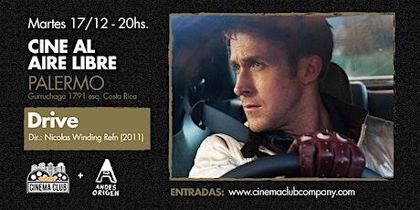 Cine al Aire Libre: DRIVE (2011) - Martes 17/12 entradas