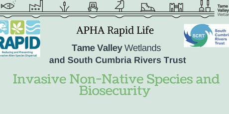 Invasive Non-native Species and Biosecurity tickets