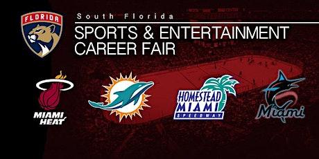 2019 South Florida Sports & Entertainment Career Fair tickets