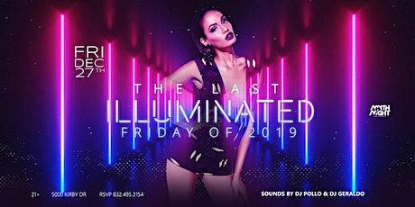 The Last Illuminated Friday 2019 tickets