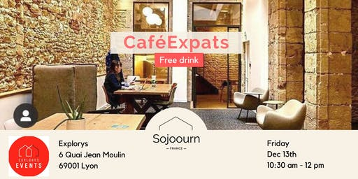 CaféExpats - Be an entrepreneur in France