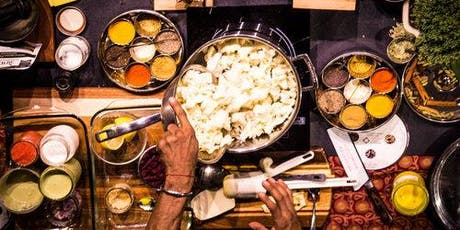 Date Night at YWCA: Pop up cooking class, The Alchemy of Spices with Sachin Sudra tickets