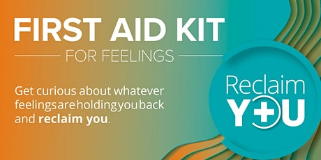 First Aid Kit for Feelings: September Workshop tickets