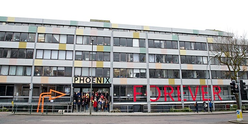 Going to See Culture Together at Pheonix Gallery 29/01/2020