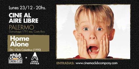 Cine al Aire Libre:  MI POBRE ANGELITO (1990) - Lunes 23/12 entradas