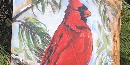 Captivating Cardinal