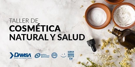 Taller de Cosmética Natural tickets