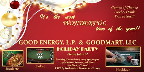 GoodMart 2019 Holiday Party tickets