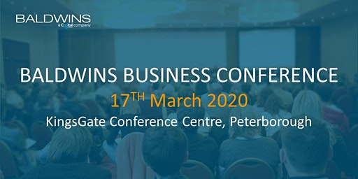 Baldwins Business Conference 2020