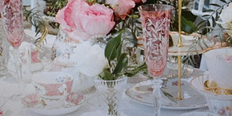First Annual Pink and White Sister To Sister Tea Party  tickets