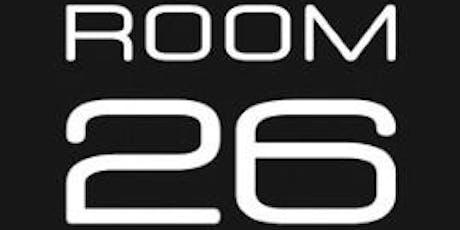 Room 26 Roma Sabato 7 Dicembre 2019 biglietti