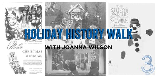 Holiday History Walk