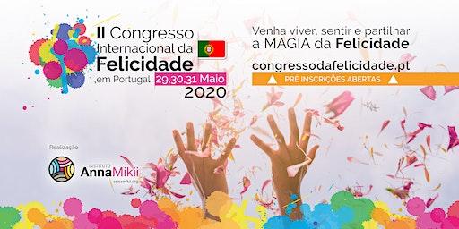 II Congresso Internacional da Felicidade em Portugal 2020