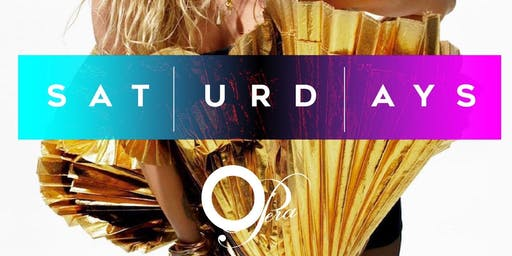 PRIVILEGEsaturdays @Opera w/ Open Bar til Midnight!