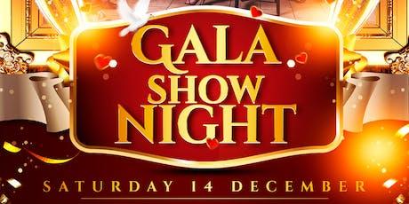 Latin Gala Night Salsa, Bachata & Kizomba tickets