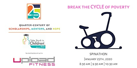 TSIC Broward SPINATHON: 25 years of breaking the CYCLE of poverty tickets