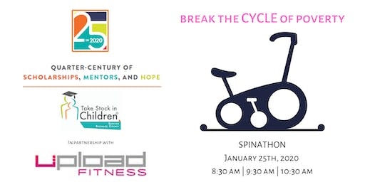 TSIC Broward SPINATHON: 25 years of breaking the CYCLE of poverty