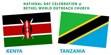 NATIONAL DAY CELEBRATION @ BETHEL WORLD OUTREACH CHURCH IN OLNEY MD tickets